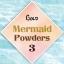 ผงเกร็ดนางเงือก Mermaid Powder #3 Gold สีเหลือบทอง thumbnail 1