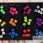 หมุดทรงหลี่ยม เรซินใส 12 สี ขนาด 5มิล thumbnail 3