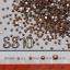 เพชรชวาAA สีทองแดง ขนาดSS10 ซองใหญ่ 1440เม็ด thumbnail 1