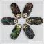 ผง Chameleon เกร็ดหยาบ ผสมผง Hologram เกร็ดละเอียด ชุด6สี Chameleon & Hologram Powder thumbnail 10
