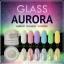 ผงกระจกสีรุ้งเงาพิเศษ GLASS AURORA Mirror Pigment Powder กระปุกใหญ่ 10 มิลลิกรัม thumbnail 1