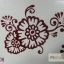 YM-K108 สติ๊กเกอร์สักแฟชั่น sticker tattoo ลายดอก 15.5x10.8 cm thumbnail 4