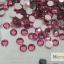เพชรธรรมดา สีชมพูเข้ม ขนาด 3 มิล thumbnail 1