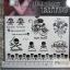 YM-K028 สติ๊กเกอร์สักแฟชั่น sticker tattoo ลายกระโหลก 15.5x10.8 cm thumbnail 3