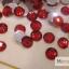 เพชรธรรมดา สีแดง ขนาด 4 มิล thumbnail 1