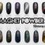 ผงแม่เหล็กสี MAGNET POWDER ชุด12สี พร้อมแม่เหล็กสำหรับดูดผง 1ชิ้น thumbnail 1