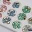 เพชรทรงสีเหลี่ยมตัดขอบ ตูดแหลมมล ขนาด 8 มิล คละ4สี กล่องเหลี่ยมขาว thumbnail 2