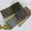 ฟอยล์ติดเล็บ ลายสีเงินดำ รหัส SD Nails foils เลือกสีด้านใน ขนาด 4X40 เซน thumbnail 3