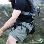 กางเกงขาสั้น Taro สีเขียว ไซส์ S เอว 32