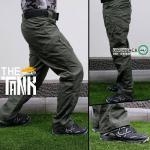 กางเกงยุทธวิธี รุ่น ix9c (เคลือบกันน้ำ) สีเขียว ไซส์ S
