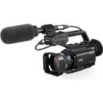 Sony PXW-Z90 4K HDR XDCAM broadcast quality, Fast Hybrid AF & 3G-SDI