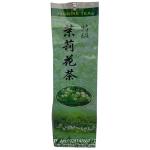 ชาเขียวอบดอกมะลิ (ชนิดใบ)