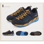 รองเท้าผ้าใบหนังแท้ ยี่ห้อ Merrto รุ่น 8619 สีกรมท่า เบอร์ EUR 39 ( ยาว 245 มม. )