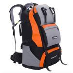 กระเป๋าเป้ Backpack ยี่ห้อ Local Lion สีส้ม ขนาด 40L