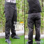กางเกงยุทธวิธี รุ่น ix9c (เคลือบกันน้ำ) สีดำ ไซส์ S