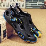 รองเท้าลุยน้ำ แห้งไว Eva Air สีดำ/เหลือง เบอร์ EUR 39 ( 245 มม.)