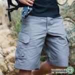 กางเกงขาสั้น Taro สีเทา ไซส์ S เอว 32