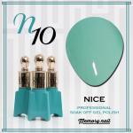 สีเจล NICE รหัส N-10