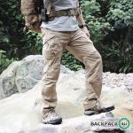 กางเกงยุทธวิธี รุ่น ix9c (เคลือบกันน้ำ) สีกากี ไซส์ S