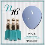 สีเจล NICE รหัส N-16
