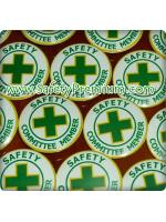 เข็มกลัด Safety Committee Member 44 mm