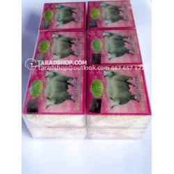 สบู่ face up whitening herbal soap (แพ็ค)