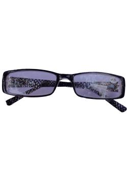แว่นสายตาแฟชั่น (D+50)