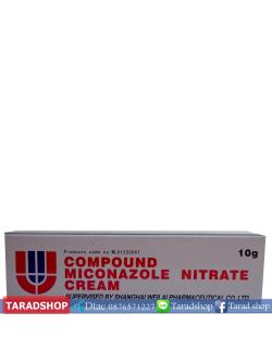 ครีม Compound Miconazole Nitrate Cream ( ชนิดกล่อง)