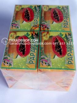 สบู่มะละกอ สูตรพิเศษ เกรด AA Vipada (แพ็ค)