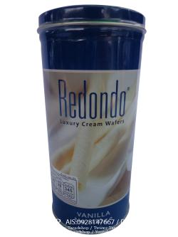 redondo วานิลา (ชนิดกระปุก)