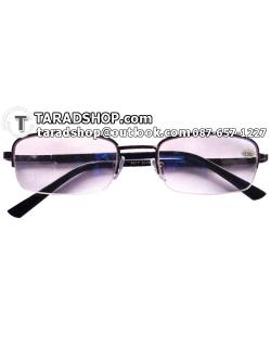แว่นสายตา สตรี-บุรุษ (สีเท่าเข้ม)