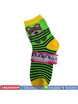 ถุงเท้าแฟชั่น Fashion socks ( ชนิดแพ็ค)