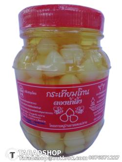 กระเทียมโทนดอง (รสน้ำผึ้ง)