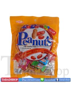ลูกอม goody brand peanuts [ชนิดซอง]