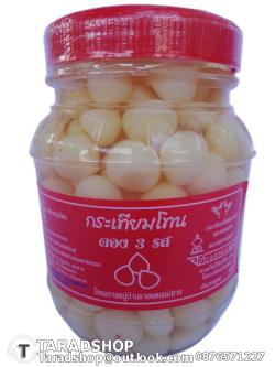 กระเทียมโทนดอง (3 รสน้ำผึ้ง)