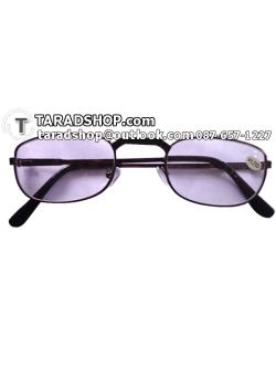 แว่นสายตา สตรี-บุรุษ (สีเท่าสแตนเลส)