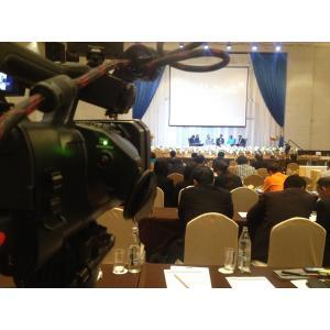 งานถ่ายทอดสดการประชุมของสำนักงานหลักประกันสุขภาพแห่งชาติ