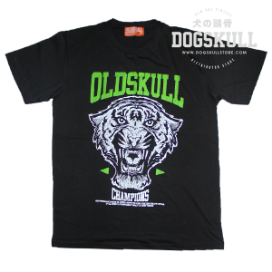 เสื้อยืด OLDSKULL : ULTIMATE#401 | Dark Grey | XL
