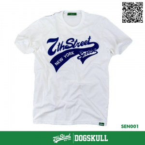 เสื้อยืด 7TH STREET - รุ่น SENSE   WHITE