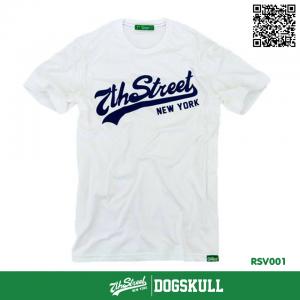 เสื้อยืด 7TH STREET - รุ่น 7th Street   White