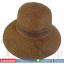 หมวกฟาง ( สีน้ำตาลเข้ม ) thumbnail 1