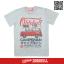 เสื้อยืด OLDSKULL : EXPRESS HD #70 CAMPERVAN | เทา thumbnail 1