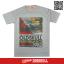 เสื้อยืด OLDSKULL : EXPRESS 38 | GREY XL thumbnail 1