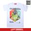 เสื้อยืด OLDSKULL : EXPRESS 113 NATIONALITY COLORING | WHITE thumbnail 1