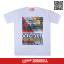 เสื้อยืด OLDSKULL : EXPRESS 38   WHTE XL thumbnail 1
