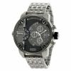 นาฬิกาข้อมือ ดีเซล Diesel SBA Dual Time Zone Stainless Steel Men's Watch รุ่น DZ7259