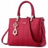 ***พร้อมส่ง*** WSB Lady Choices Bangkok กระเป๋าหนังแฟชั่นสตรี รหัส NR-12313 (N2-008) สีแดง สไตล์เกาหลี สำหรับ สุภาพสตรีทันสมัย ราคาไม่แพง