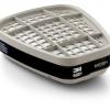 3M™ Organic Vapor Cartridge 6001, Respiratory Protection 60/Case