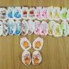เซตถุงมือถุงเท้าเด็ก (แพค 3 เซต) ลายเปลี่ยนตามรอบการผลิต