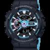 นาฬิกา Casio G-Shock Special Pearl Blue Neon Accent Color series รุ่น GA-110PC-1A ของแท้ รับประกัน1ปี